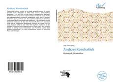 Buchcover von Andrzej Kondratiuk