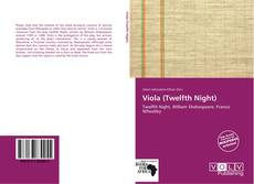 Copertina di Viola (Twelfth Night)