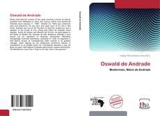Capa do livro de Oswald de Andrade