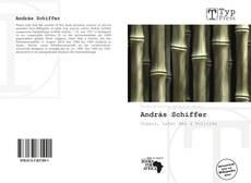 András Schiffer kitap kapağı