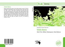 Bookcover of Viola Dana