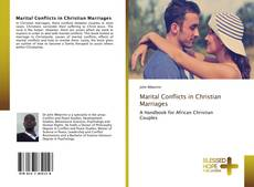 Capa do livro de Marital Conflicts in Christian Marriages