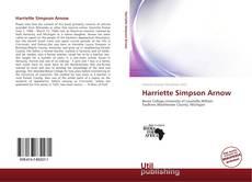 Couverture de Harriette Simpson Arnow