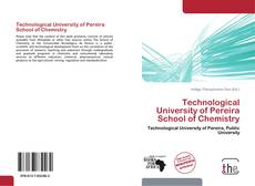 Buchcover von Technological University of Pereira School of Chemistry