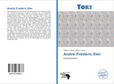 Bookcover of André-Frédéric Eler