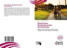 Borítókép a  Wodzisław, Świętokrzyskie Voivodeship - hoz