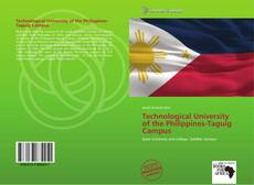 Copertina di Technological University of the Philippines-Taguig Campus