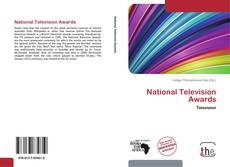 Portada del libro de National Television Awards