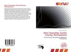 Обложка Penn Township, Centre County, Pennsylvania