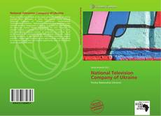 Bookcover of National Television Company of Ukraine