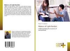 Bookcover of Makers of Light Burden