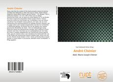 Bookcover of André Chénier
