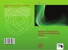 Capa do livro de National Temperance Society and Publishing House