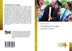 Bookcover of The Making of a Leader
