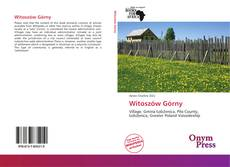 Bookcover of Witoszów Górny