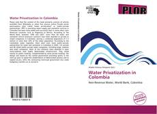 Bookcover of Water Privatization in Colombia