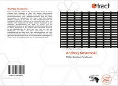 Bookcover of Andrzej Koszewski