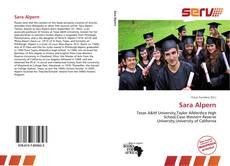 Sara Alpern的封面