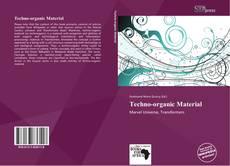 Portada del libro de Techno-organic Material