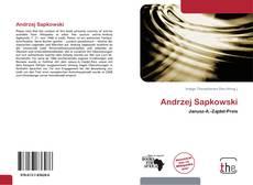 Copertina di Andrzej Sapkowski