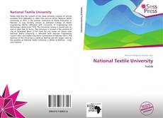 Bookcover of National Textile University