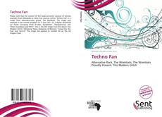 Buchcover von Techno Fan