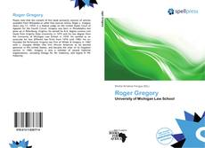 Couverture de Roger Gregory