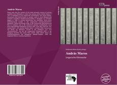 Bookcover of András Maros