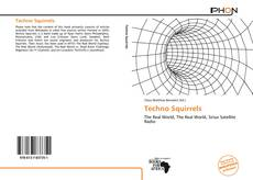 Techno Squirrels kitap kapağı