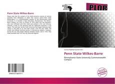 Couverture de Penn State Wilkes-Barre