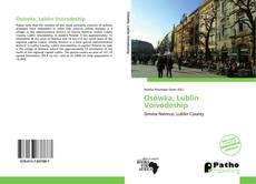 Osówka, Lublin Voivodeship kitap kapağı
