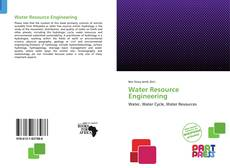 Bookcover of Water Resource Engineering