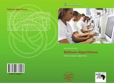 Capa do livro de Bellman-Algorithmus