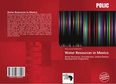 Bookcover of Water Resources in Mexico