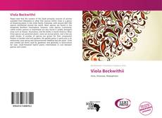 Bookcover of Viola Beckwithii