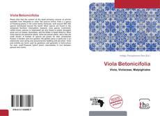 Bookcover of Viola Betonicifolia