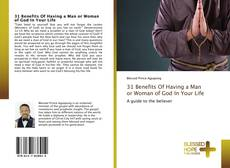 31 Benefits Of Having a Man or Woman of God In Your Life的封面