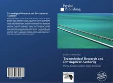Bookcover of Technological Research and Development Authority
