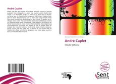 Bookcover of André Caplet