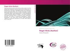 Copertina di Roger Hicks (Author)