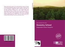 Bookcover of Oswestry School