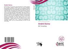 André Daina kitap kapağı