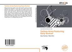 Couverture de Techno Army Featuring Gary Numan