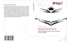 Capa do livro de Oszyk Coat of Arms