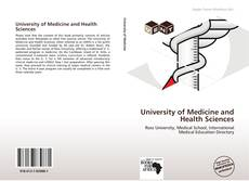 Bookcover of University of Medicine and Health Sciences