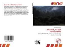 Osówek, Lublin Voivodeship kitap kapağı