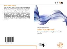 Bookcover of Penn State Beaver