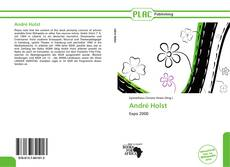 Bookcover of André Holst