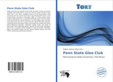 Penn State Glee Club kitap kapağı