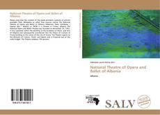 Portada del libro de National Theatre of Opera and Ballet of Albania